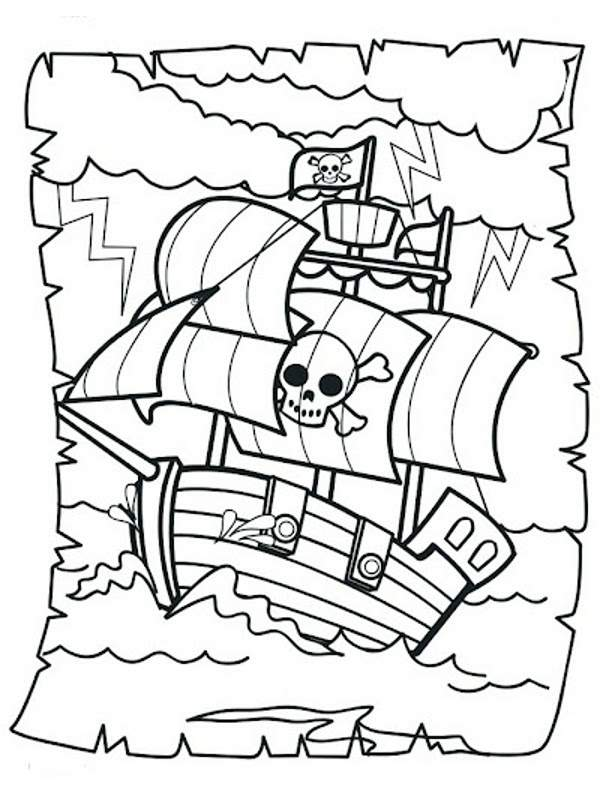 Paul Revere Coloring Page #1